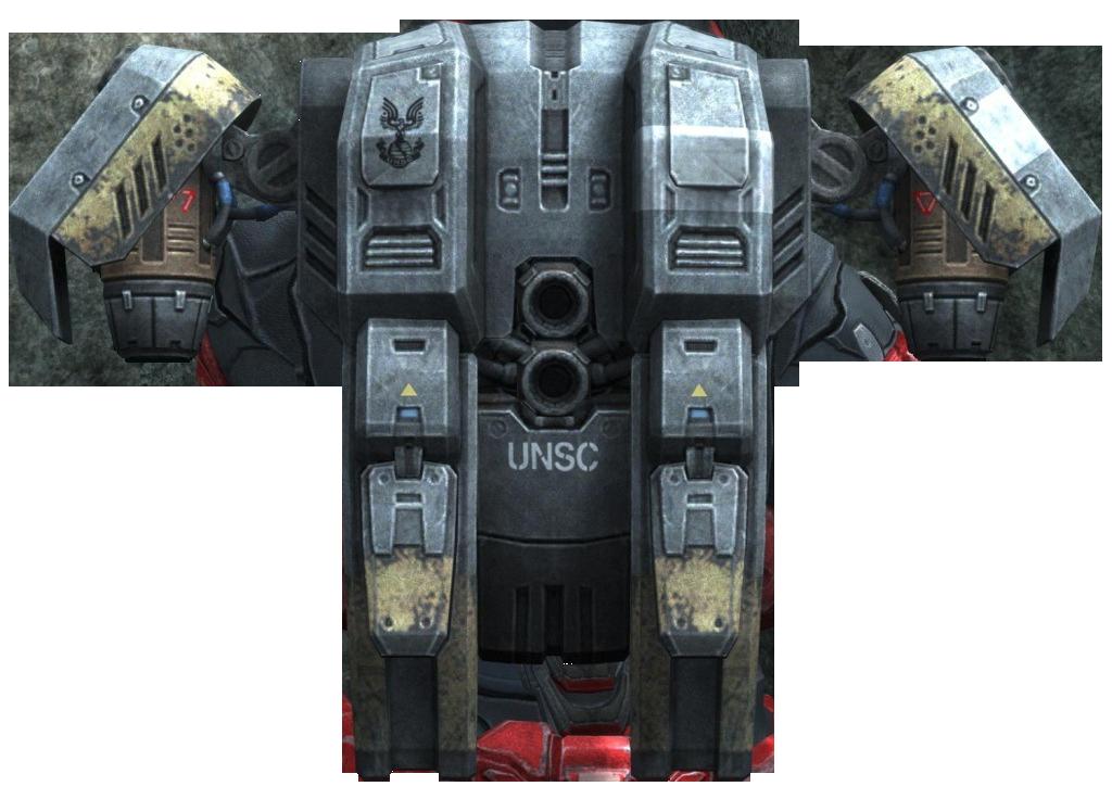 Series 8 jetpack - Halopedia, the Halo encyclopedia
