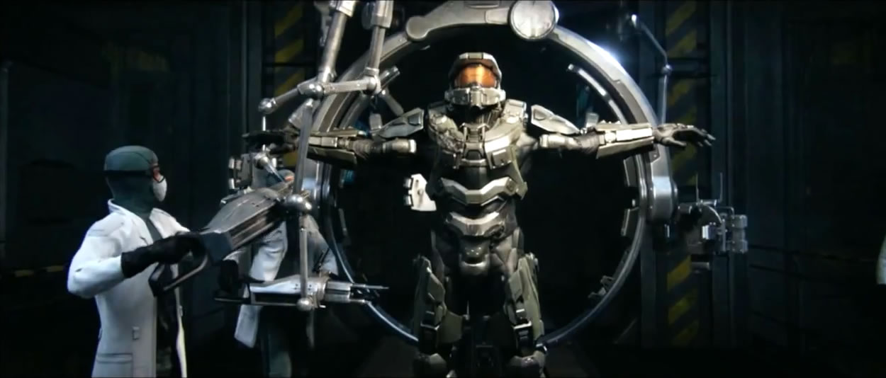 All Versions Of Master Chief S Armor Halo Universe Forums