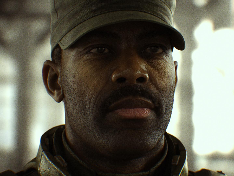 Sgt Avery Johnson vs Sgt Marcus Fenix