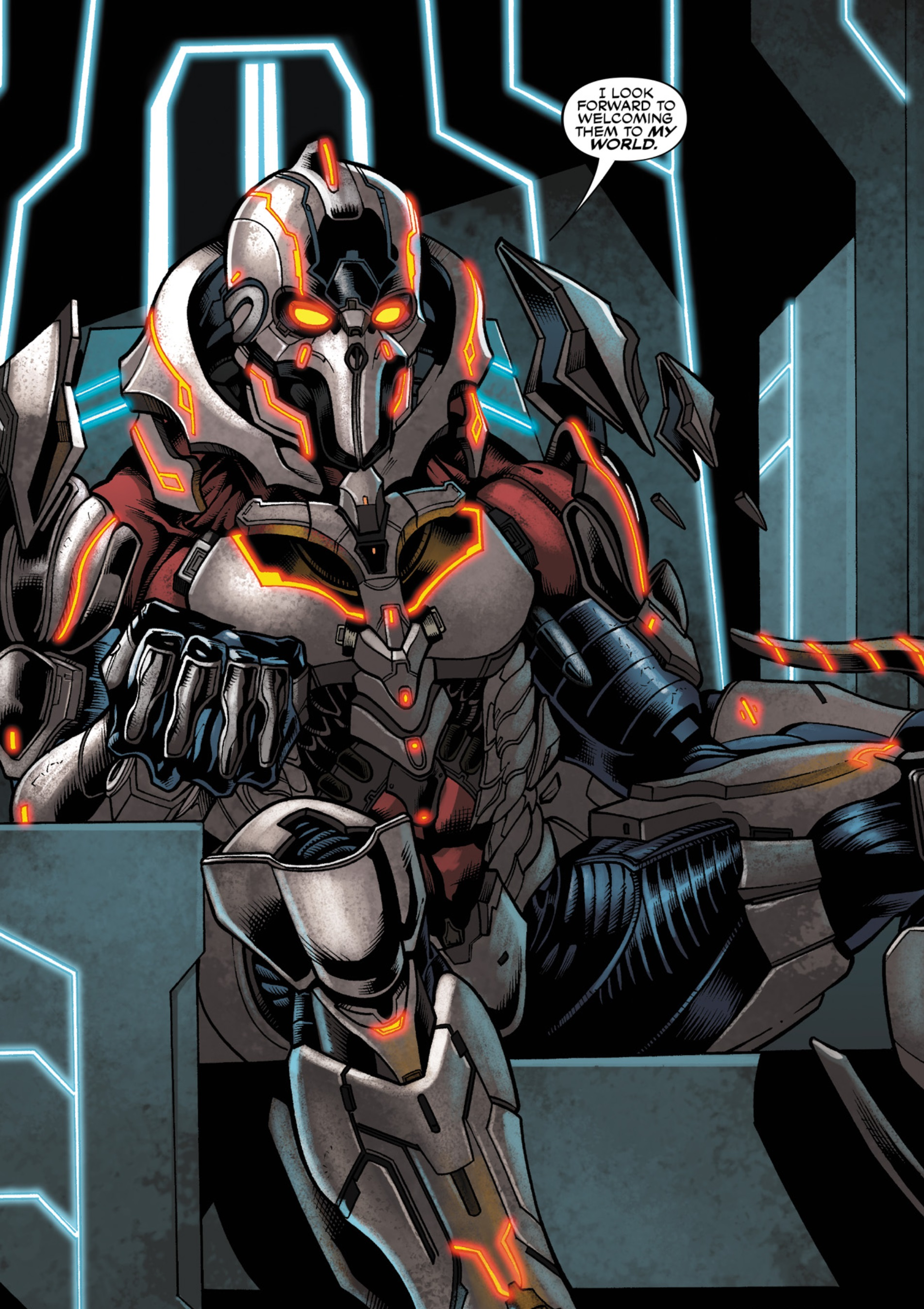 Ur-Didact VS Avengers(MCU) | Page 3 | Spacebattles Forums