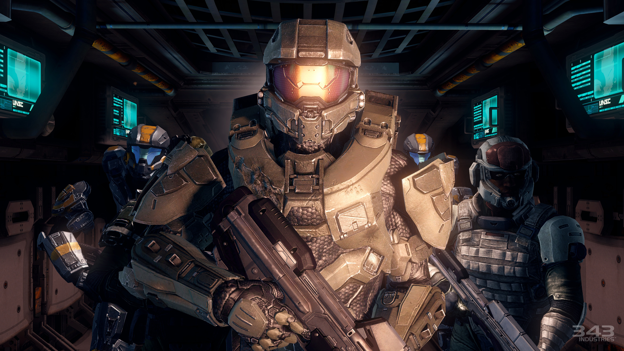 All Versions of Master Chief's Armor? | Halo Universe | Forums