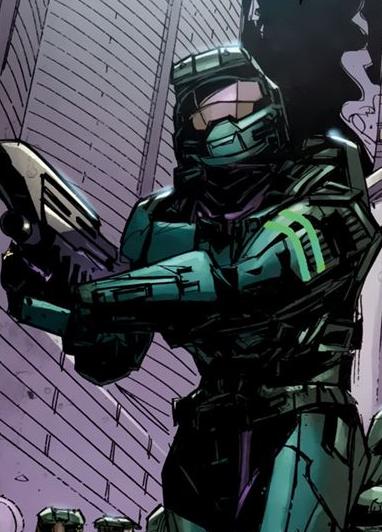 Green Team - Halopedia, the Halo encyclopedia
