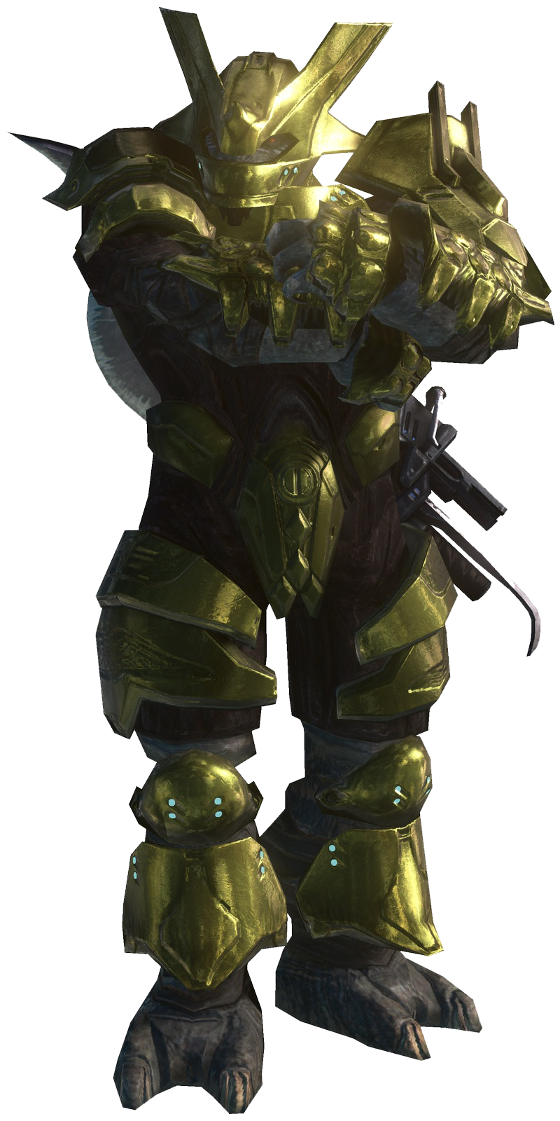Jiralhanae Power Armor Halopedia The Halo Wiki