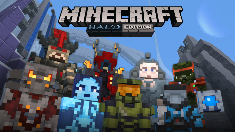 Halo Mash Up Minecraft Evolved Halopedia The Halo Wiki