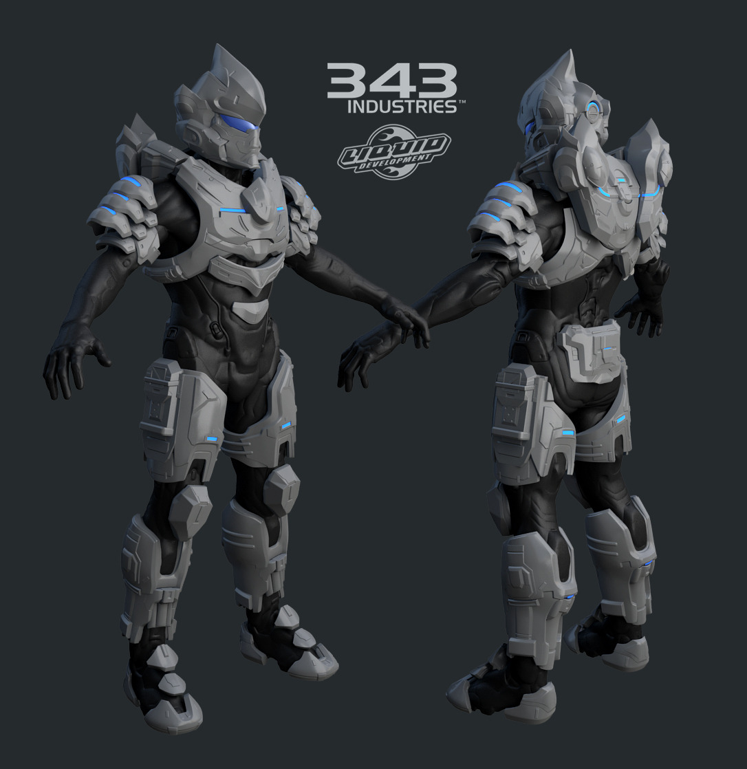 Armor | Halo 5: Guardians | Forums | Halo - Official Site