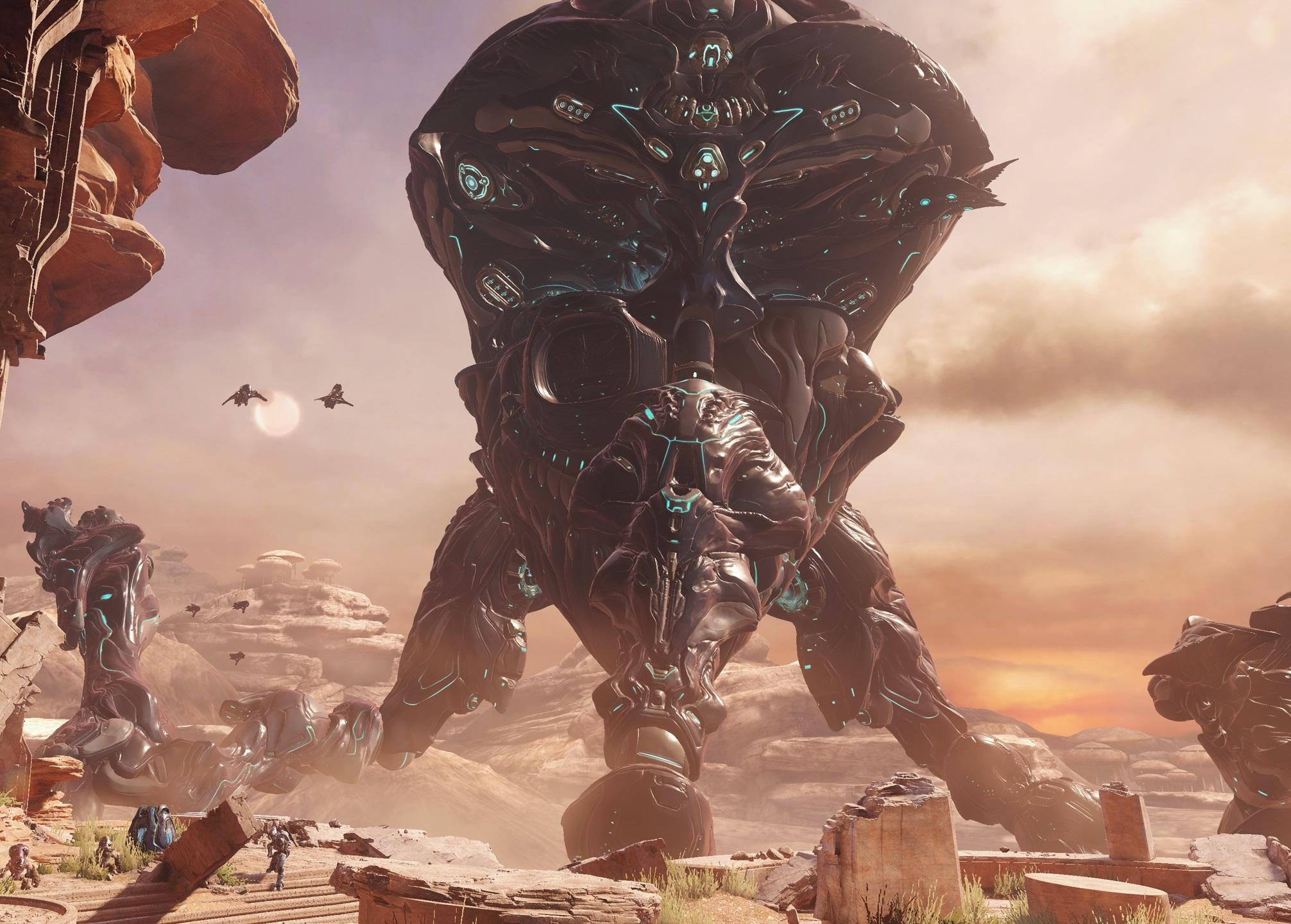 Kraken (Clash of Titans) vs Kraken (Covenant walker ...