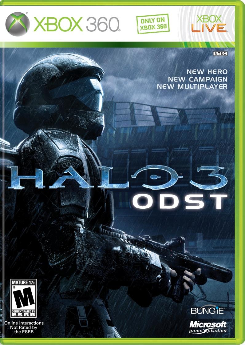 Halo 3 Odst Halopedia The Halo Wiki