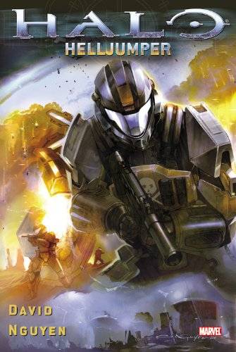 Halo: Helljumper - Comic series - Halopedia, the Halo wiki