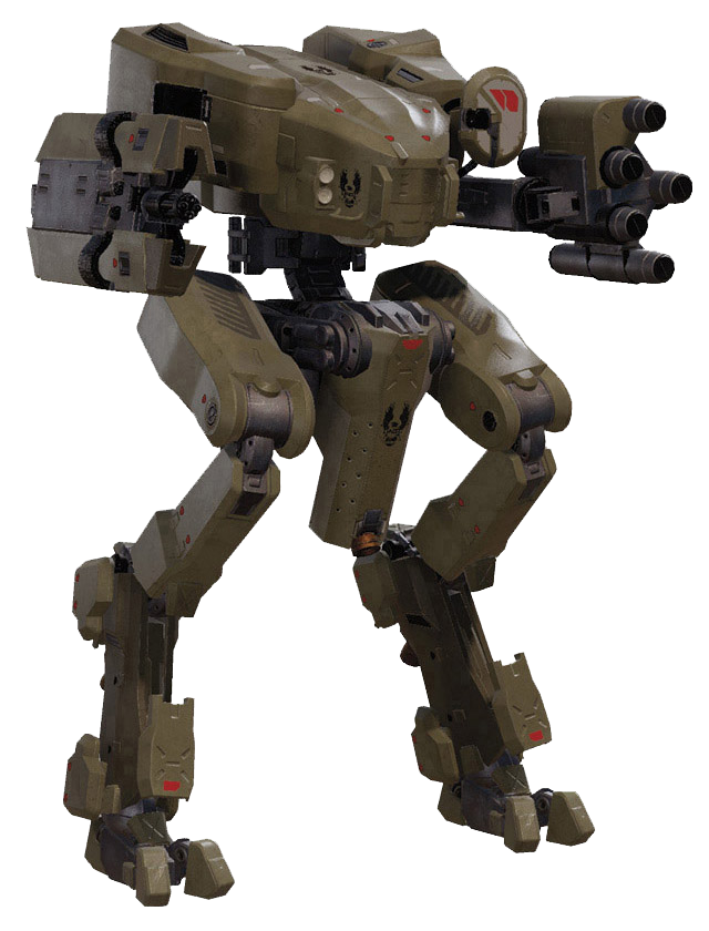 Hrunting Yggdrasil Mark Ix Mantis Vehicle Halopedia The Halo Wiki