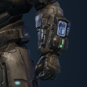 Halo reach wrist armor tactical tacpad (1).jpg