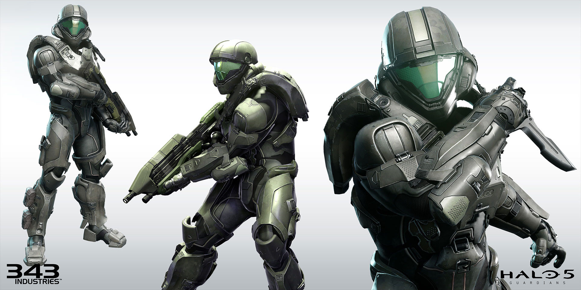 Canonical differences of ODST armor : HaloStory