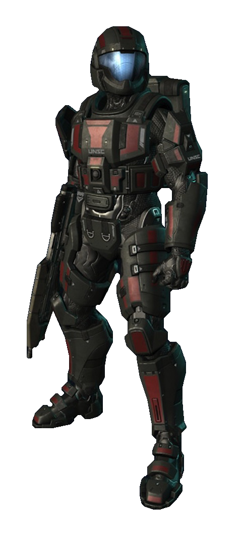 Odst Armor Halopedia The Halo Wiki