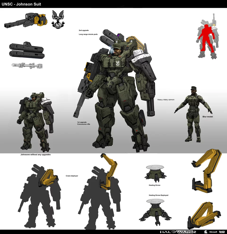 Why Do People Hate Master Chief Having A Mech Suit Halo Universe