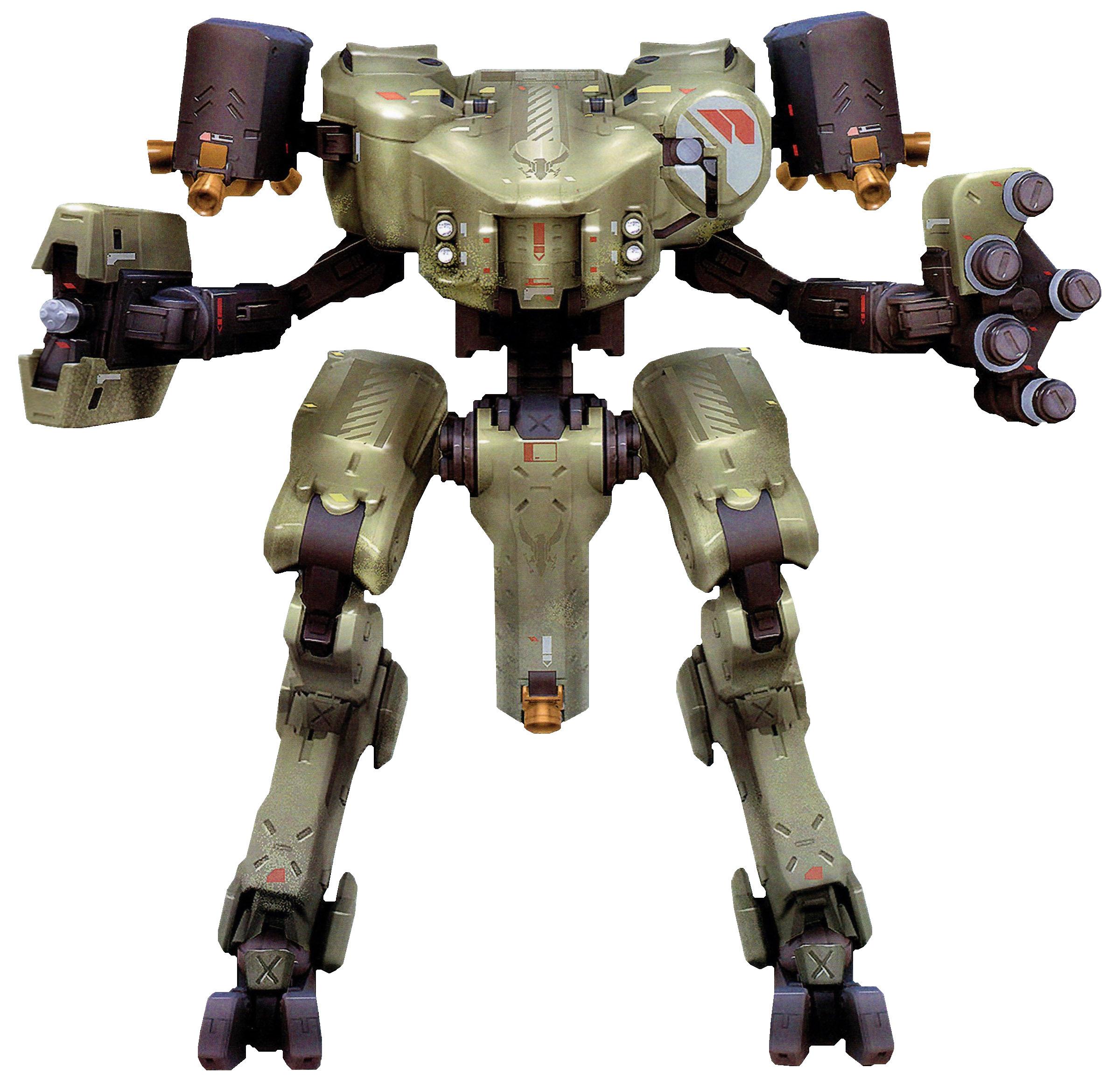 walking war robots weapons guide