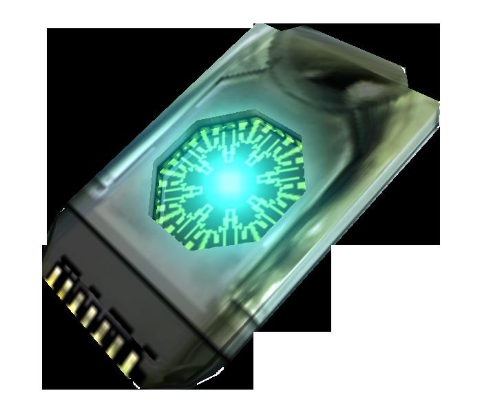 Data crystal chip - Halopedia, the Halo encyclopedia