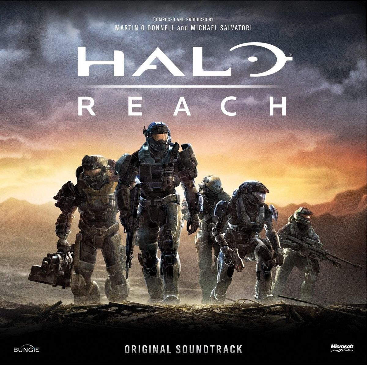 Halo: Reach Original Soundtrack - Halopedia, the Halo