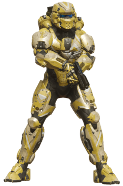 Mjolnir Powered Assault Armor Gen2 Halopedia The Halo