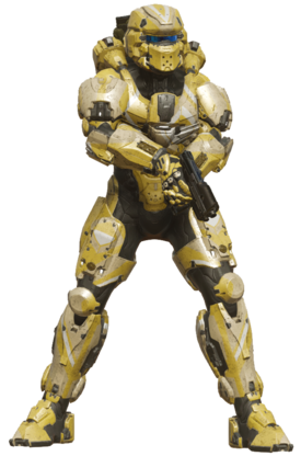 RECRUITclass Mjolnir  Halopedia the Halo encyclopedia