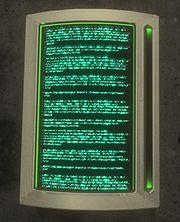 Data pads - Halopedia, the Halo encyclopedia