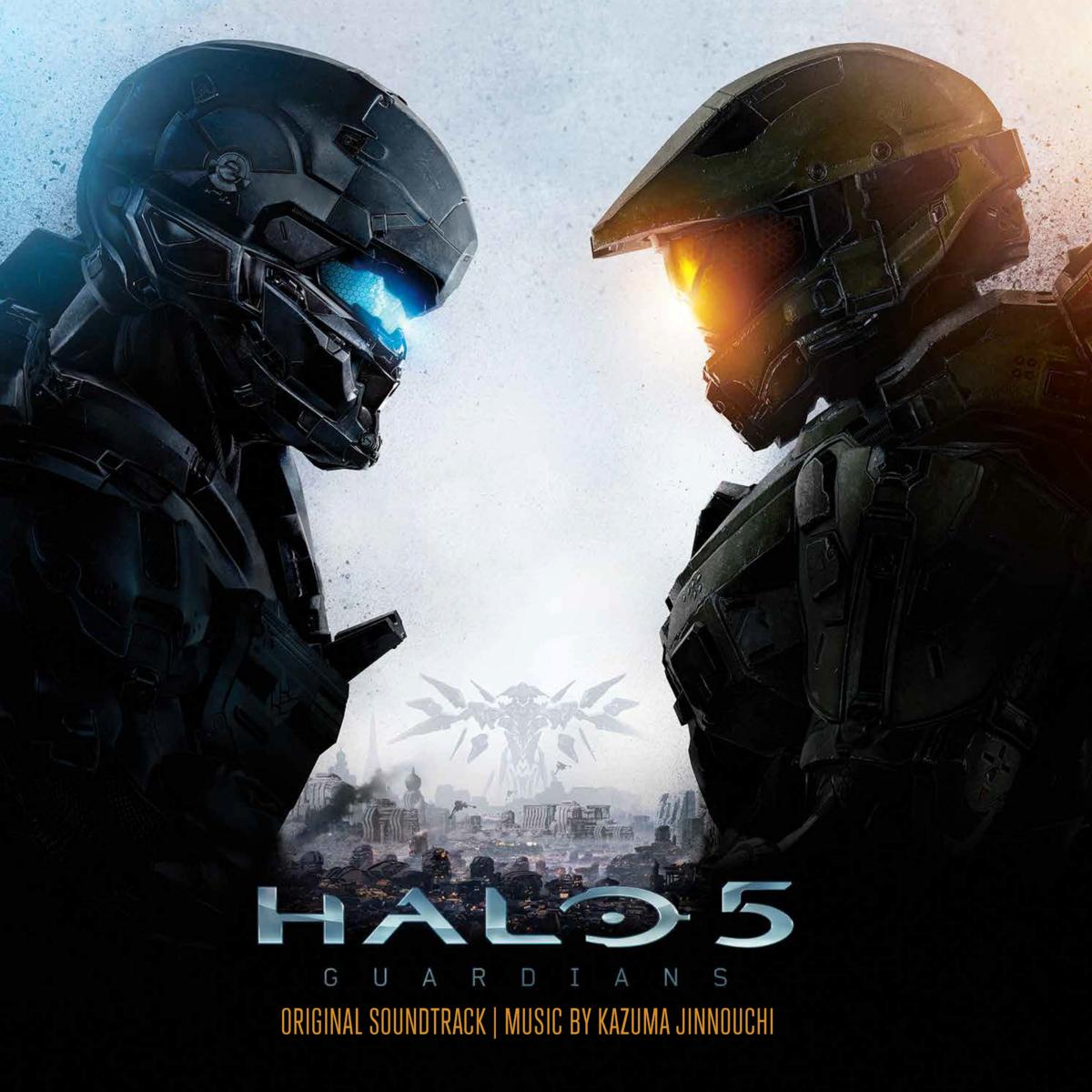Halo 5: Guardians Original Soundtrack - Halopedia, the Halo