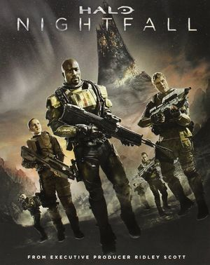 Halo Nightfall Film Series Halopedia The Halo Wiki