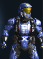 Nightfall Armor Halopedia The Halo Wiki