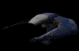 Covenant bomber (fore view).png