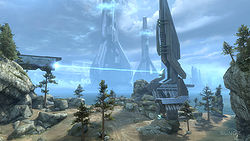 Halo: Combat Evolved Terminal Locations - Halo: The Master ...