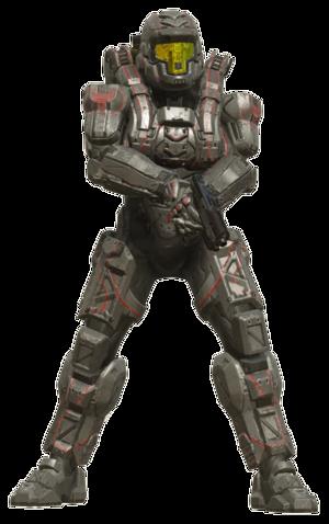 This is a spartan female - 3 part 5