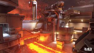 Molten - Halopedia, the Halo encyclopedia