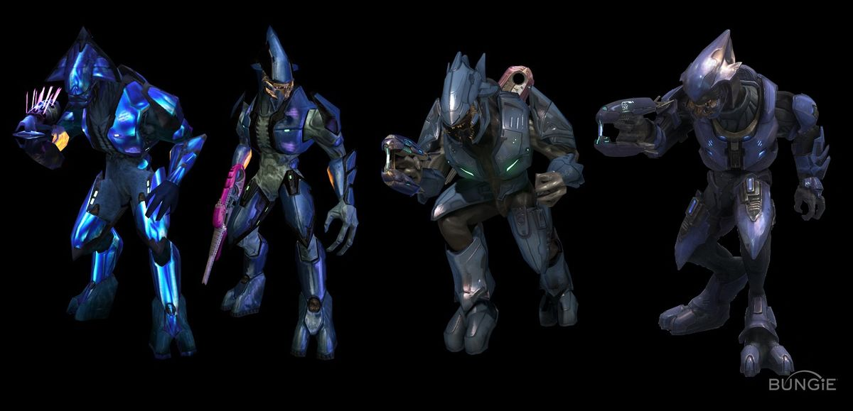 Sangheili/Gameplay - Halopedia, the Halo wiki