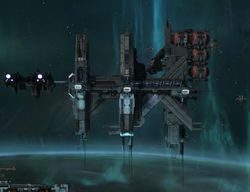 unsc space station huge - photo #47