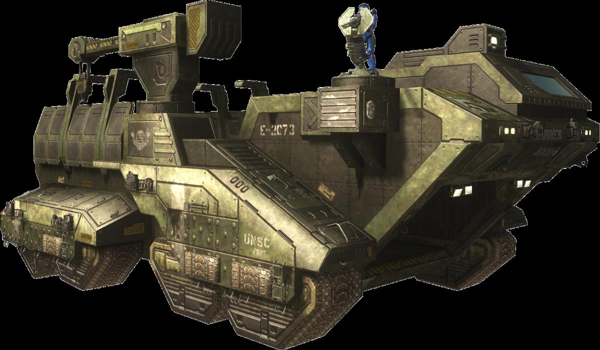 M313 Elephant - Halopedia, the Halo encyclopedia