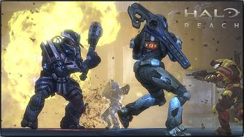 Halo Reach Juggernaut matchmaking