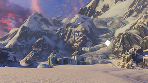 H5-Map Forge-Glacier sunrise 01.PNG