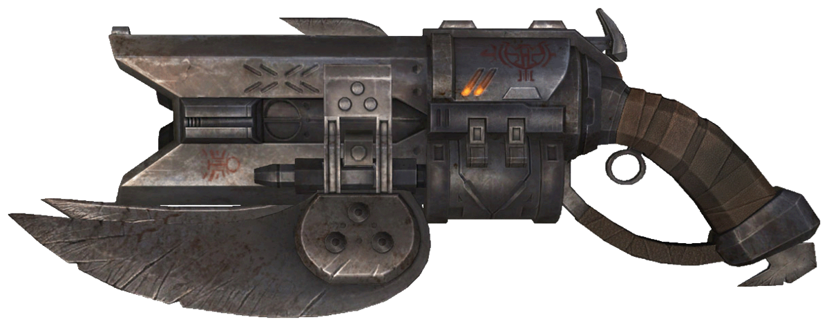 Type 25 Spiker Weapon Halopedia The Halo Wiki