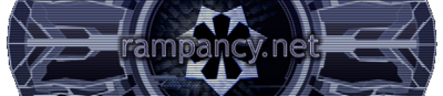 Rampancy.net's Website Main Logo