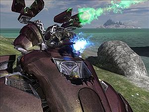Fuel Rod Cannon Weapon Halopedia The Halo Wiki