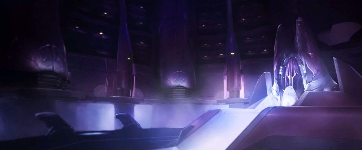 Mausoleum Of The Arbiter