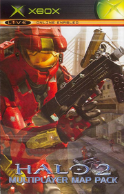 Halo 2 Multiplayer Map Pack Instruction Manual