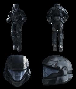Odst Armor Halopedia The Halo Encyclopedia