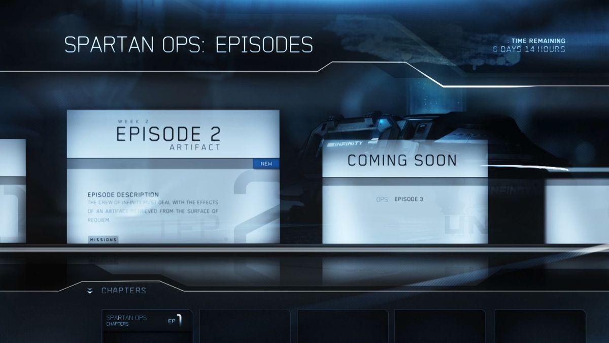 Spartan Ops - Halopedia, the Halo encyclopedia