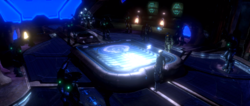 Halo Covenant Meeting Room