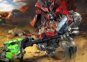 Jiralhanae Warlord - Halopedia, the Halo encyclopedia