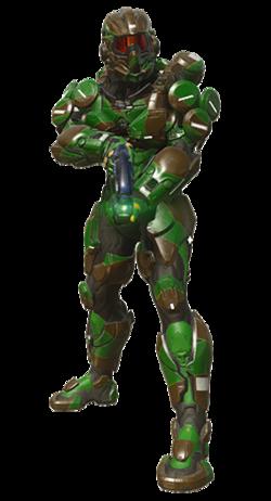 Halo 4 spartan armor