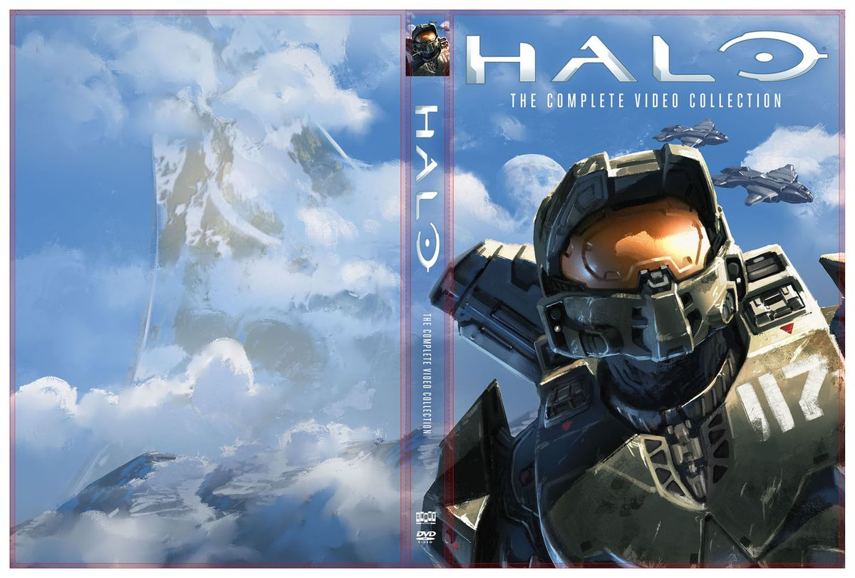 Halo The Complete Video Collection Halopedia The Halo