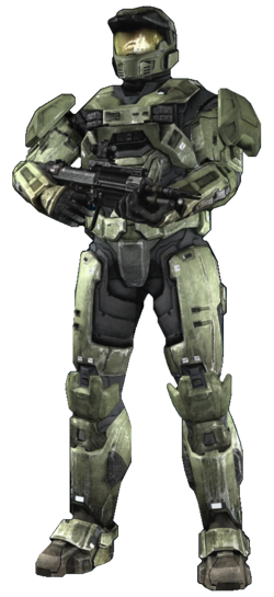 MJOLNIR Powered Assault Armor/Mark V - Halopedia, the Halo