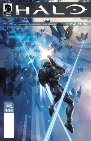 Halo Escalation Issue 21 Halopedia The Halo Encyclopedia