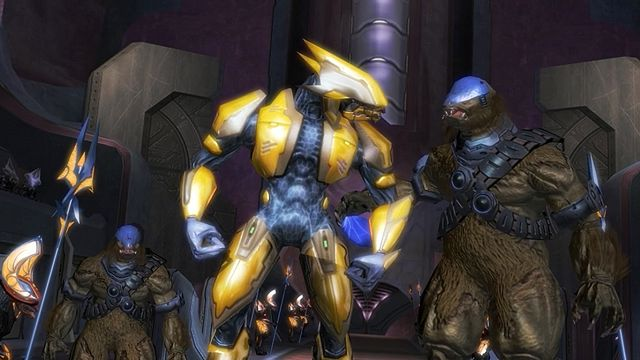 The Great Schism: Collapse of the Covenant | Halo Universe ...