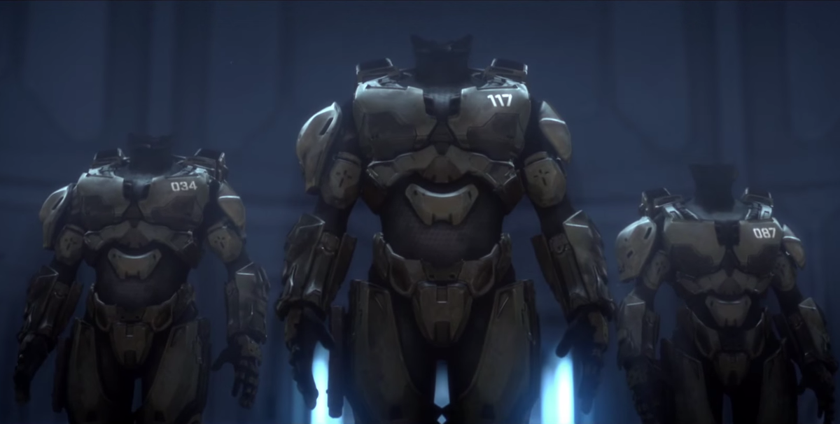 Mjolnir Powered Assault Armor Mark Iv Armor Halopedia The